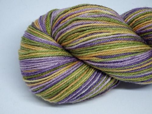 Maude Superwash Merino/Bamboo/Silk Sock Yarn-