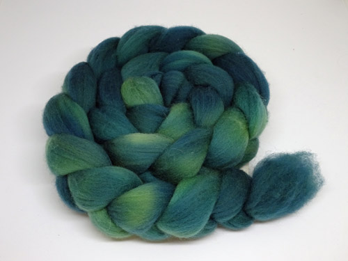 Semi Solid Merino Roving No 707-