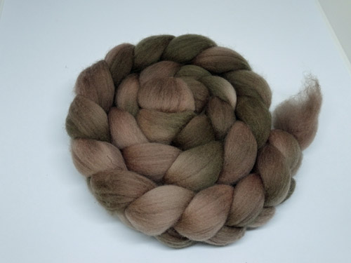 Semi Solid Merino Roving No 699-