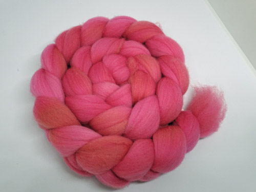 Semi Solid Merino Roving No 701-