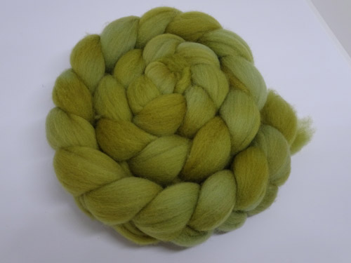 Semi Solid Merino Roving No 703-