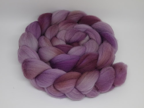 Semi Solid Merino Roving No 704-