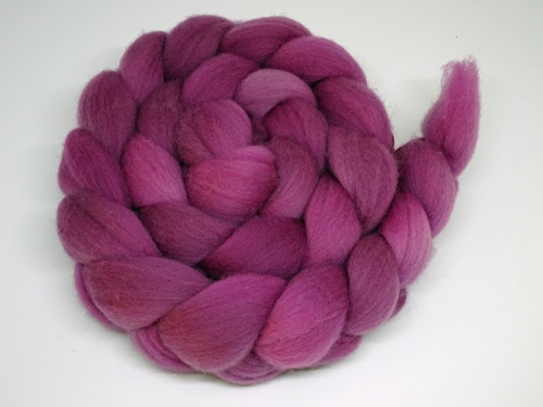 Semi Solid Merino Roving No 708-