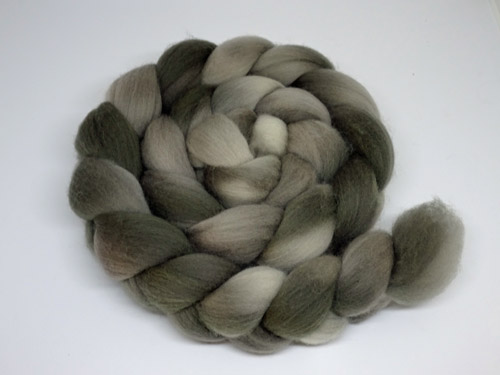 Semi Solid Merino Roving No 710-