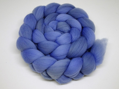 Semi Solid Merino Roving No 714-