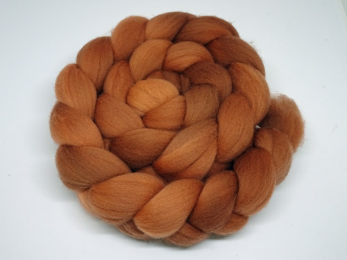 Semi Solid Merino Roving No 715-