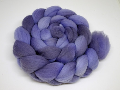 Semi Solid Merino Roving No 717-