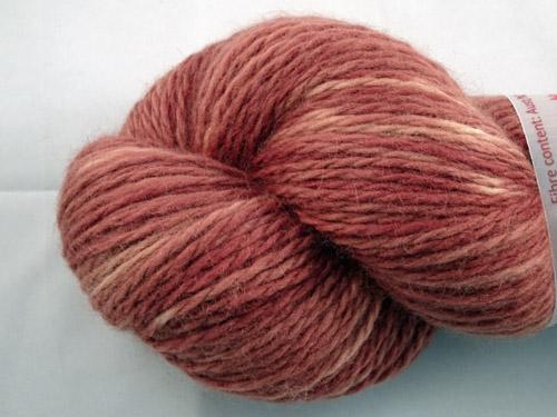 Mid Brown Merino/Angora 80/20 Light 10ply-