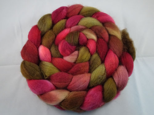Mulled Autumn Australian SW Merino tops-