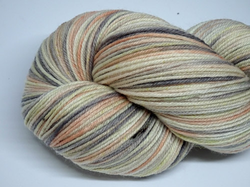 Mushrooms SW Fine Merino/Nylon Sock Yarn-