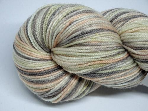 Mushrooms SW Fine Merino/Nylon Sock Yarn-