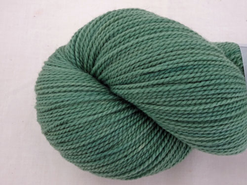 Mute Green WGW 4ply Merino Yarn-
