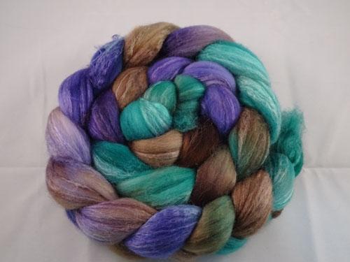 Naruce Merino/Silk tops-