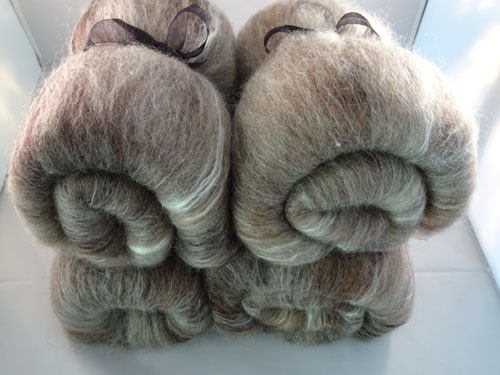 Natural Colured Batts-