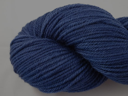 Navy 8ply Sustainable Merino-