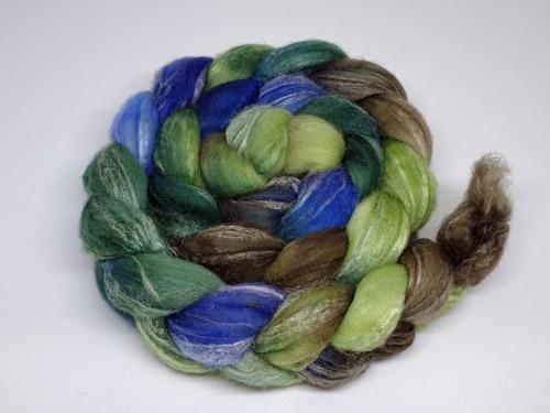 Noah Merino/Silk tops-
