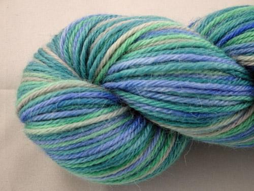 Ocean 8ply Alpaca Yarn-