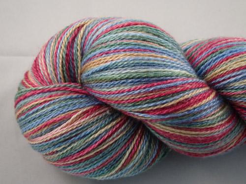 Olivia Merino/Silk Laceweight Yarn-