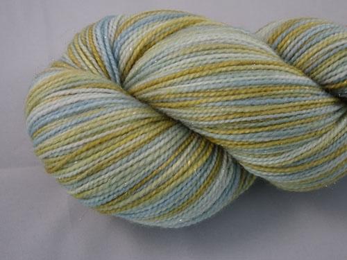 Oomoo SW Merino/Nylon/Stellina Sock Yarn-
