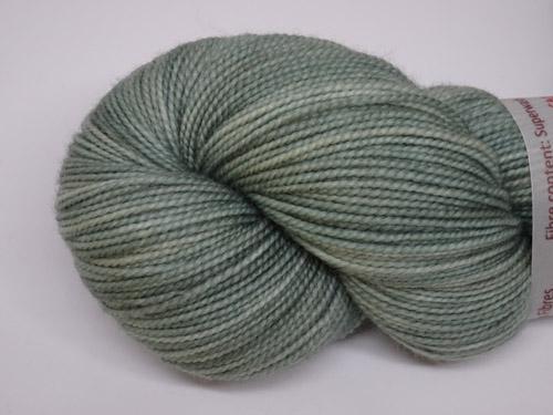 Pale Sage SW Merino Sock Yarn-
