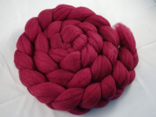 Wirreanda Polwarth Tops Semi Solid No 020-