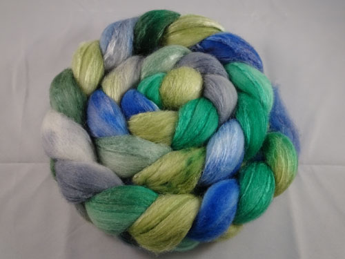 Regrowth Merino/Silk tops-