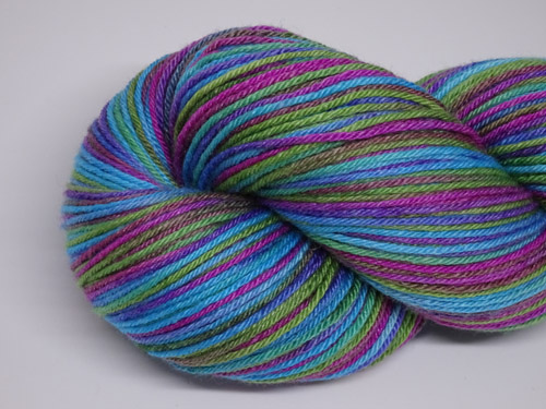 Rhiannon Superwash Merino/Bamboo/Silk Sock Yarn-