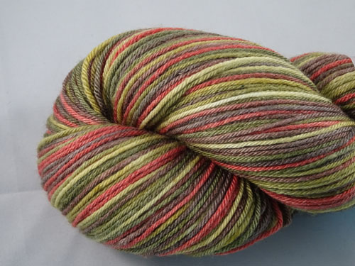 Rufus Superwash Merino/Bamboo/Silk Sock Yarn-