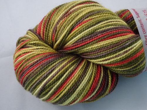 Rufus SW Merino Sock Yarn-