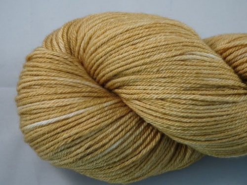 Sandy Oasis Superwash Merino/Bamboo/Silk Sock Yarn-