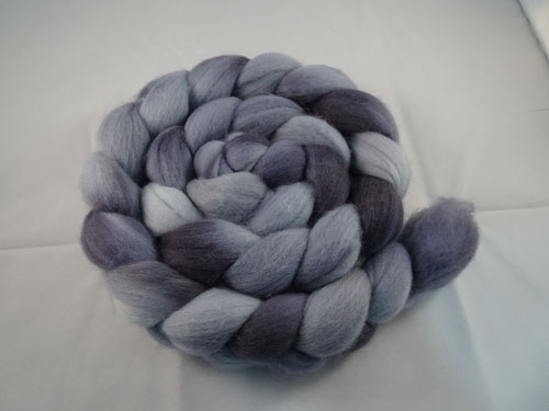 Semi Solid Merino Roving No 629-