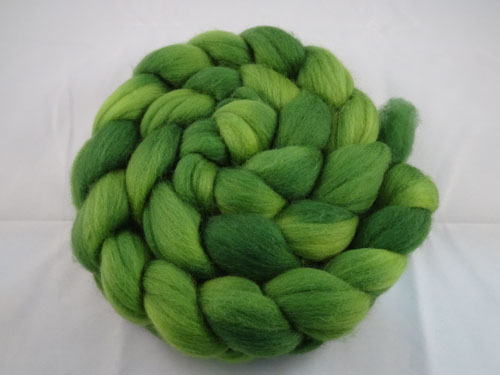 Semi Solid Merino Roving No 651-