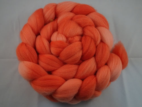 Semi Solid Merino Roving No 652-