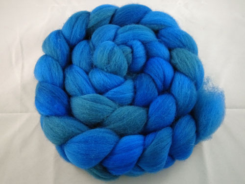 Semi Solid Merino Roving No 656-