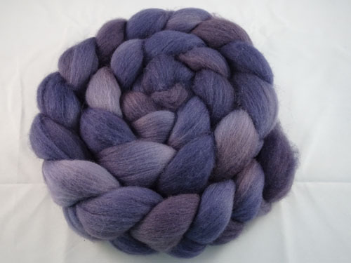 Semi Solid Merino Roving No 657-