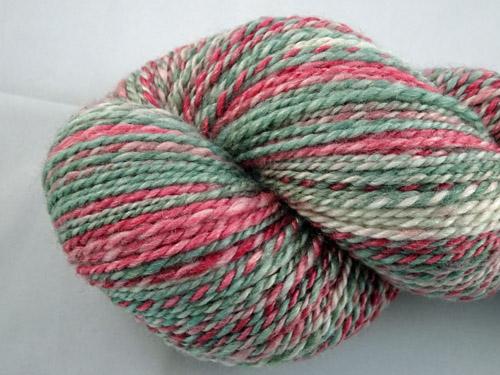 Soft Blossoms Handspun Yarn-
