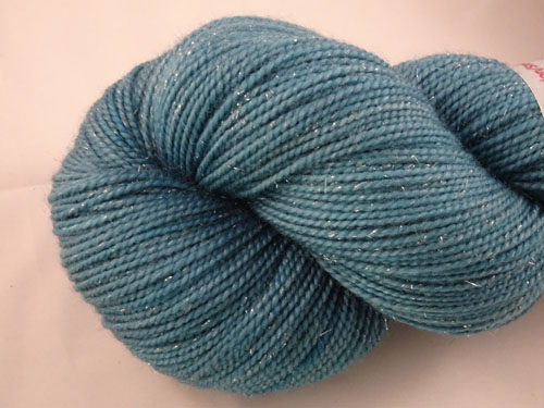 Southern Blue SW Merino/Nylon/Stellina Sock Yarn-
