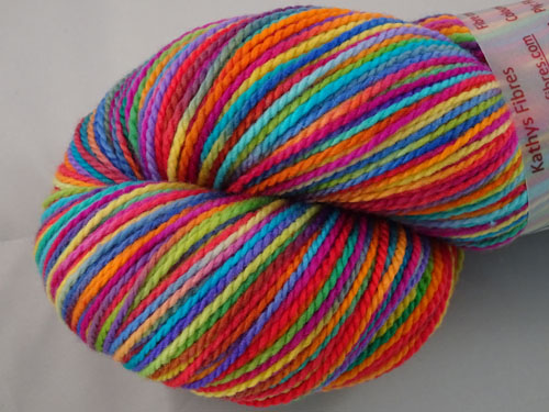 Stained Glass WGW 4ply Merino Yarn-