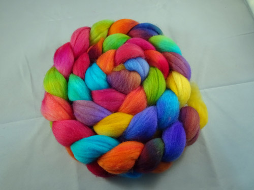 Stained Glass Wirreanda Polwarth Tops-