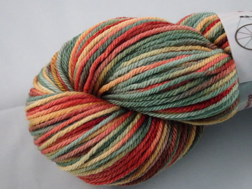 Strelitzia 8ply Sustainable Merino-