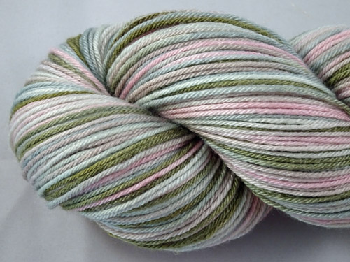 Succulent Superwash Merino/Bamboo/Silk Sock Yarn-