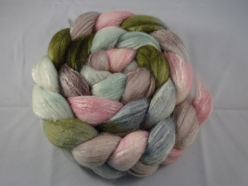 Succulent Merino/Silk tops-