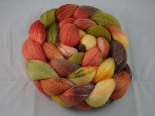The Wheatbelt Merino/Silk tops-