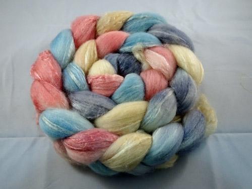 Tiffany Merino/Silk tops-