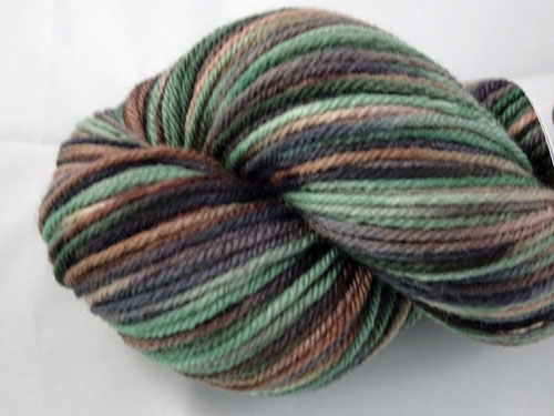 Timber 8ply Sustainable Merino-