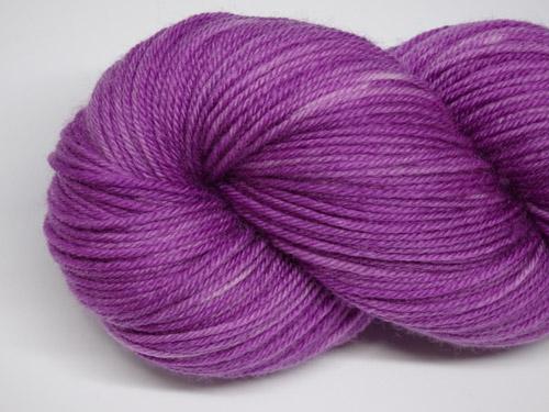 Viola's Violet SW Fine Merino/Nylon Sock Yarn-