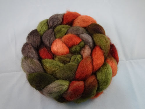 Walter BFL/Kid Mohair tops-