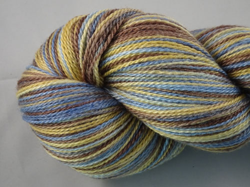 Wesley Merino/Silk Laceweight Yarn-