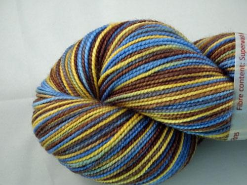 Wesley SW Merino Sock Yarn-