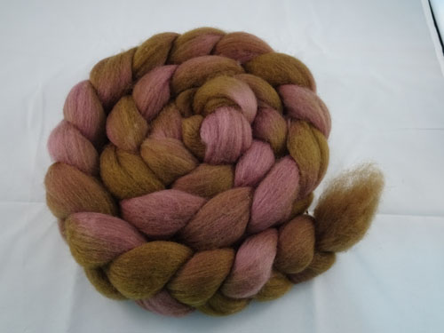 Wirreanda Polwarth Tops Semi Solid No 022-